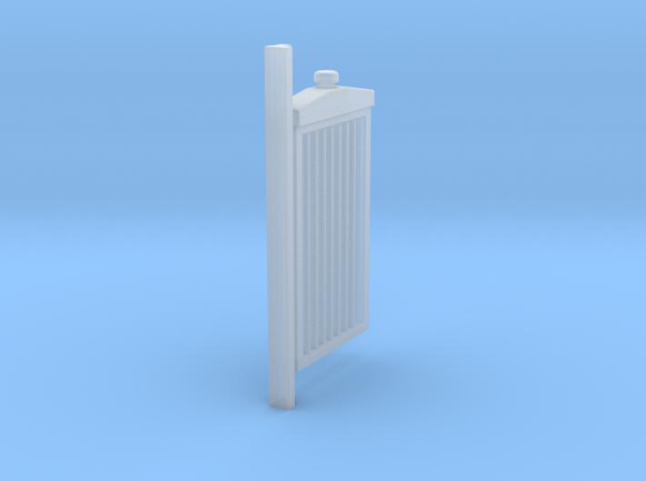 Hartelius radiator 3d printed