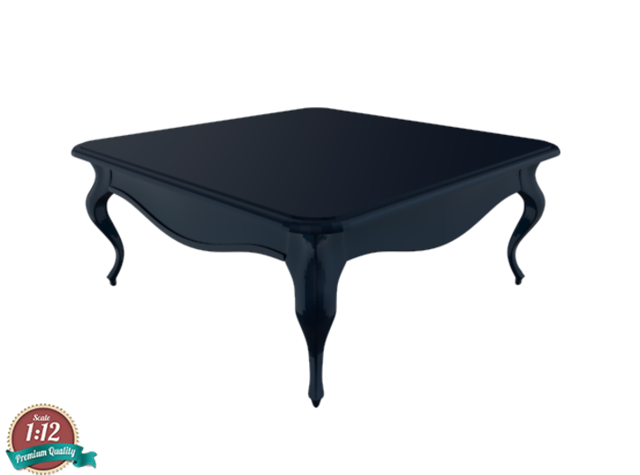 Miniature Chelini Table - Chelini 3d printed Miniature Chelini Table - Chelini