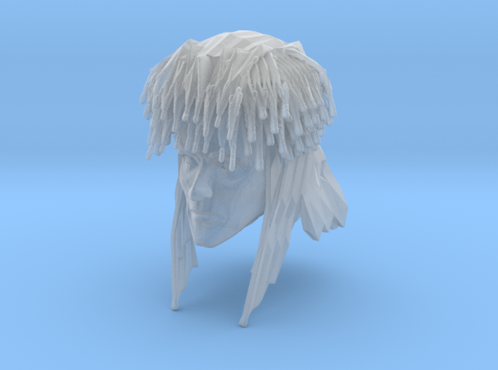 Jareth head 1 3d printed Recommended