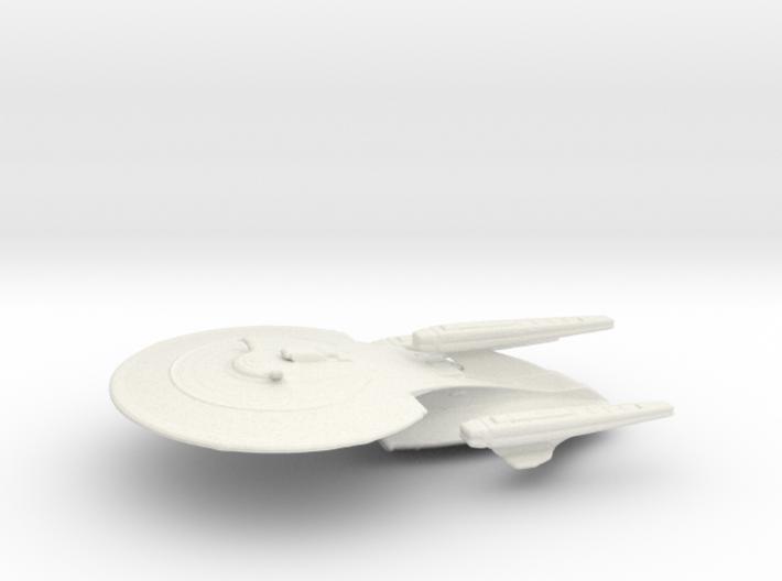 Yamato Class 3d printed