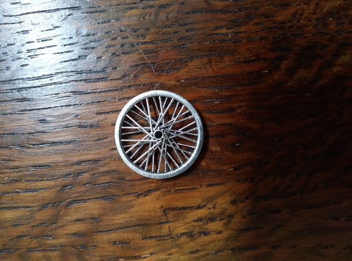Drag wheel and tire 3d printed