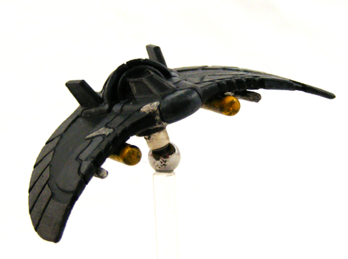 X-301: 1/270 scale 3d printed X-301 in Smooth Fine Detail Plastic