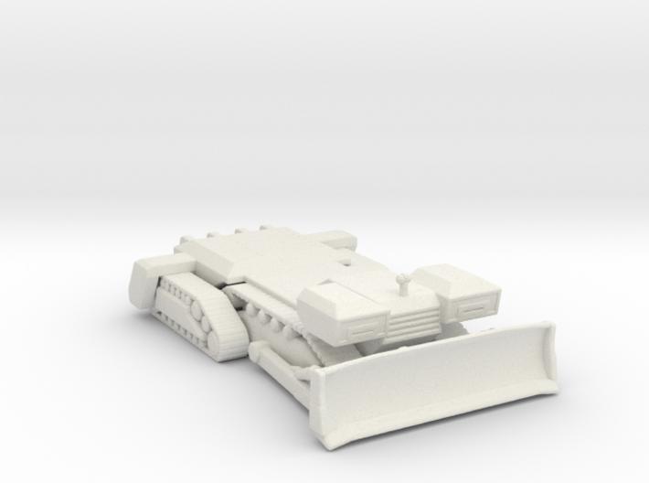 Planet dozer 285 scale 3d printed