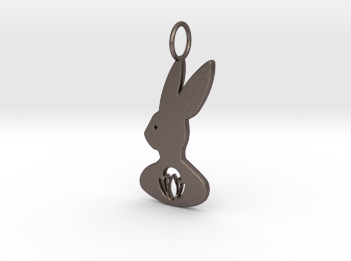 Wenut the Hare 3d printed