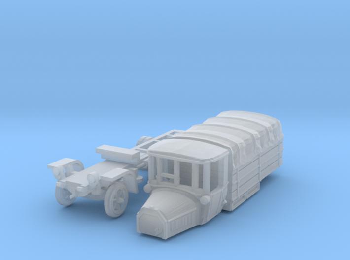 Daimler DR4 1/2 Marienfelde (1/144) 3d printed