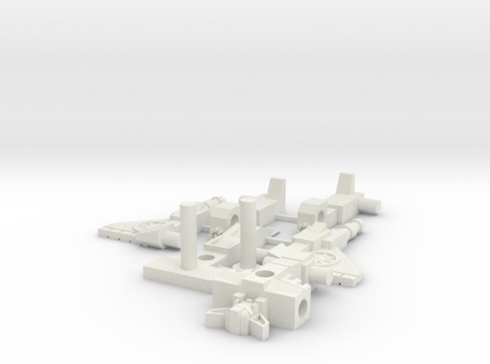 Vampiric Loner - 3mm compatible (75% size) 3d printed