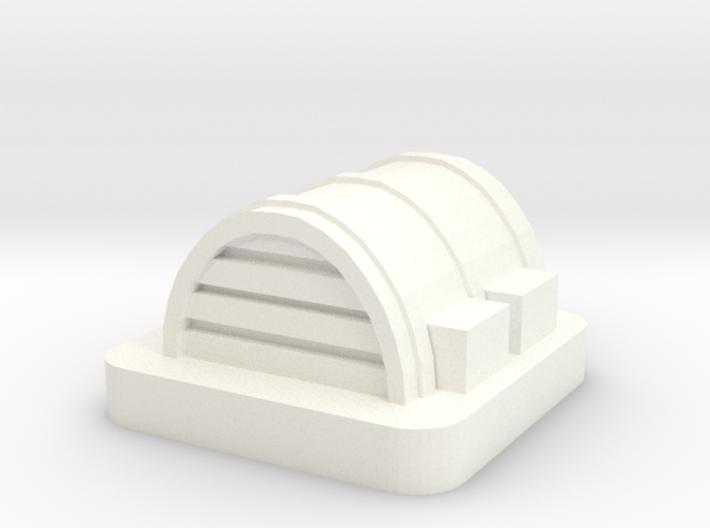 Mini Space Program, Base Hangar 2 3d printed