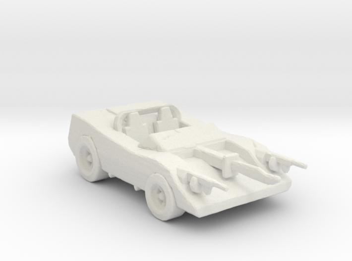 Deathrace 2000 Turbo Mcjoe 285 scale 3d printed
