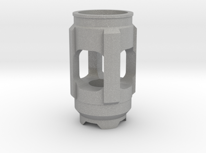 New Emitter 3d printed