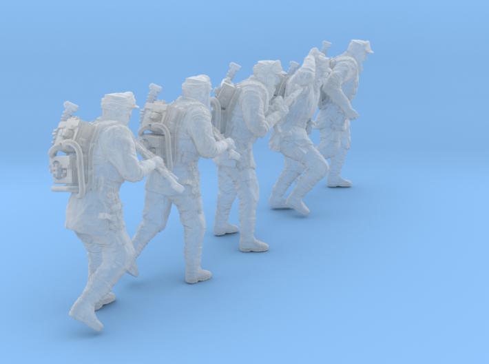1/48 Antarctic Troops Set102-03 3d printed