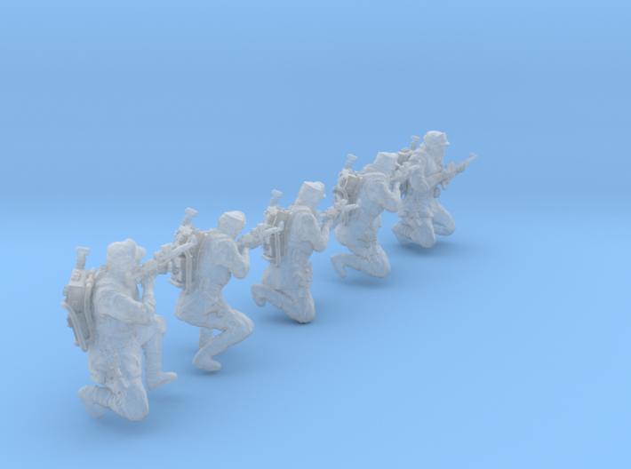 1/48 Antarctic Troops Set101-02 3d printed