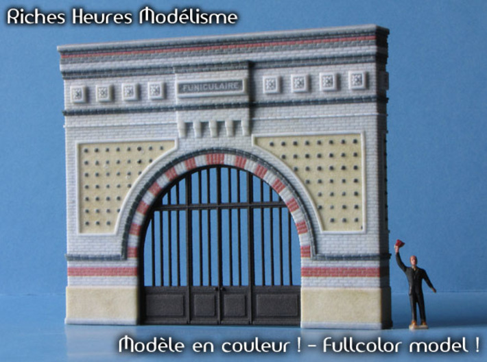 Hogjc02b - Jouy-le-Châtel train station WC 3d printed