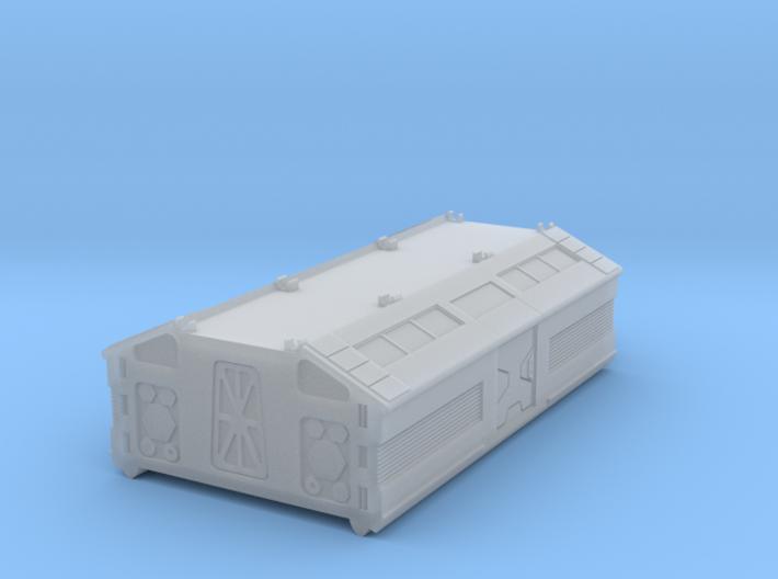 SPACE 2999 TRANSPORTER 1/144 CREW POD III 3d printed
