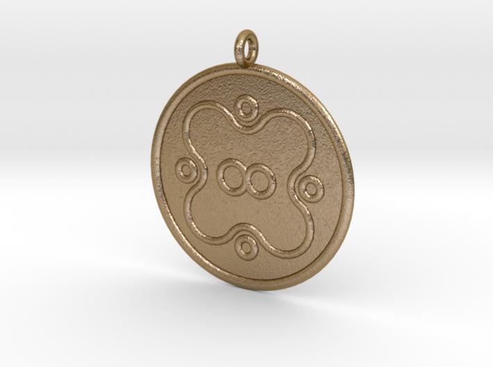 Microbiology Symbol 3d printed