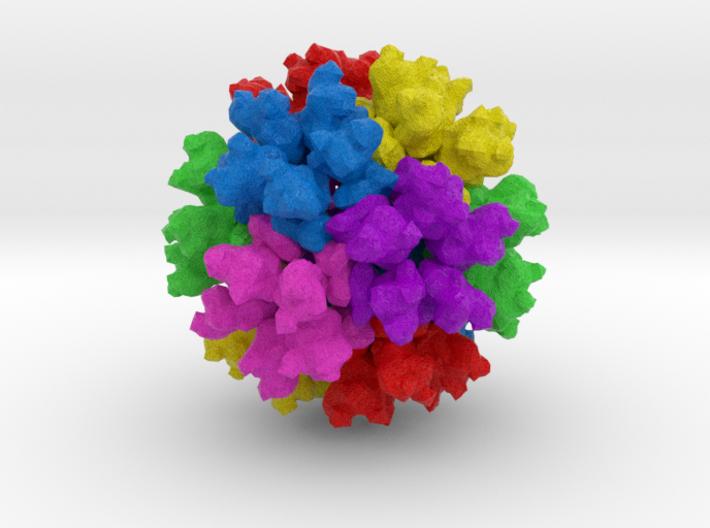 Rous Sarcoma Virus 3d printed