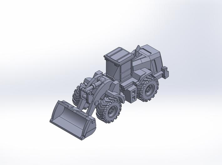 Cat950K bucket loader 3d printed