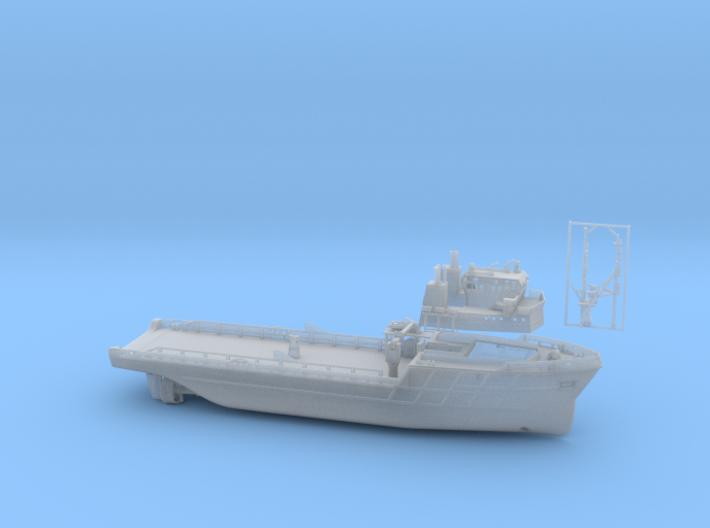 AHTS Granit, Complete model (1:350) 3d printed