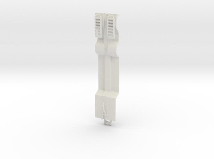 000606 Tieflader HO 3d printed