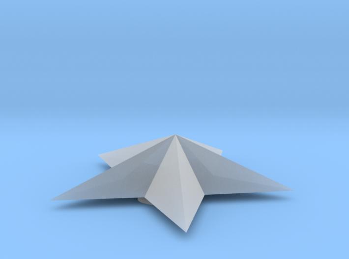 Star Clip 3d printed