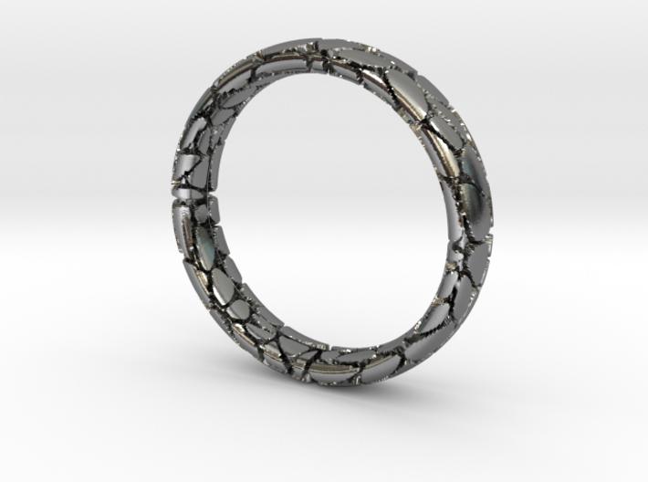 Music Skin Ring. 3d printed Wedding Ring New