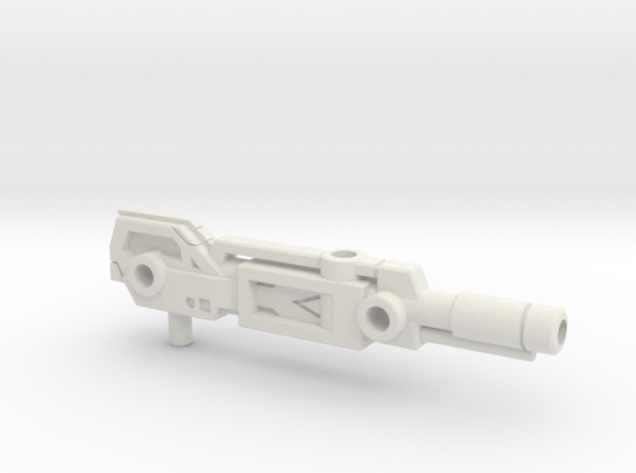 The Big Boom Combiner Cannon (5mm) 3d printed