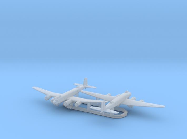 Fw 200 w/Gear x2 (WW2) 3d printed