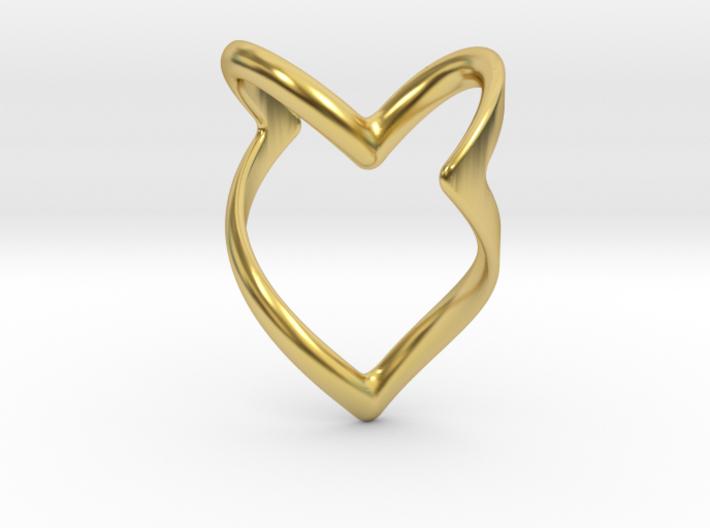 HEARTAO MINIMAL 3d printed