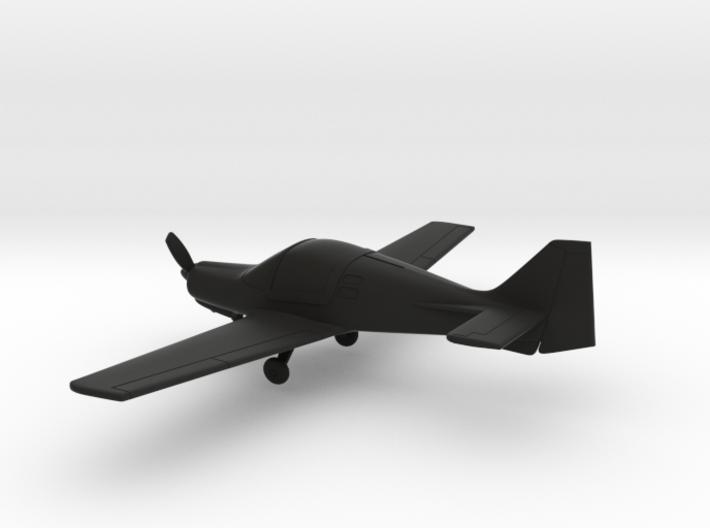 Scottish Aviation Bulldog 3d printed