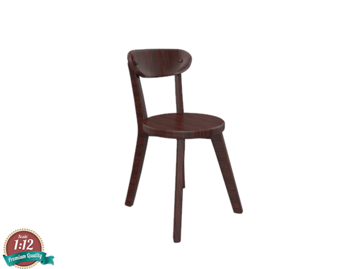 Incroyable Miniature Calhoun Patio Dining Chair   Wayfair 3d Printed Miniature Calhoun  Patio Dining Chair   Wayfair