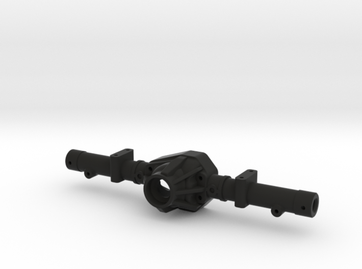 NC60 170mm Leafed Rear Housing for RC4WD 3d printed
