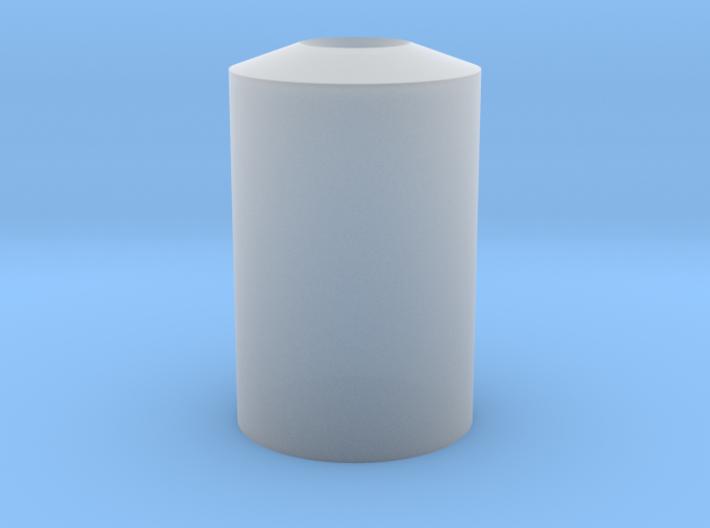 Battlestar Galactica blaster inner diffusion cup 3d printed