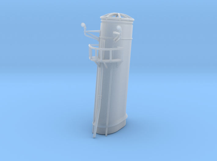 1/96 HMS Garland funnel 2 3d printed