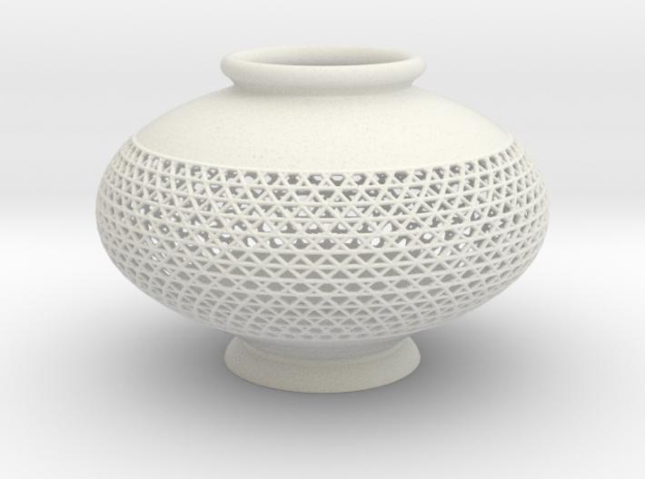 Vase 1005B 3d printed