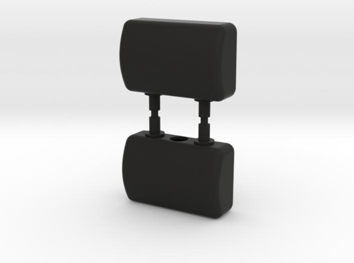 CT10015 C10 Headrests 3d printed