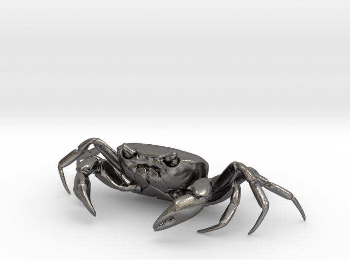 CRAB Sculpture, 8.4cm length 3d printed