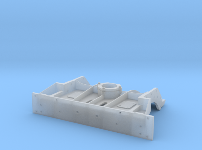 On3 K-36-37 Front Footplate Whole 3d printed