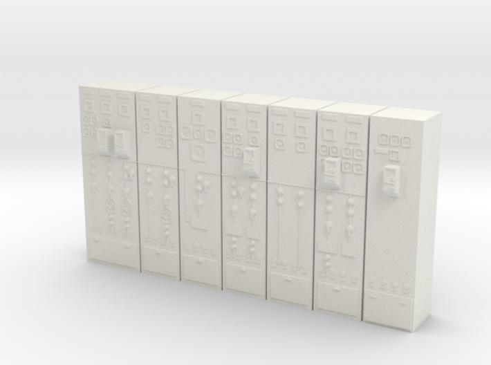 Control room 1 3d printed