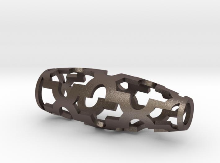 Maroque Pendant 3d printed