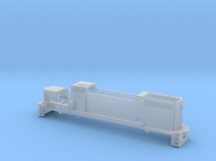 Gp38z 3d printed