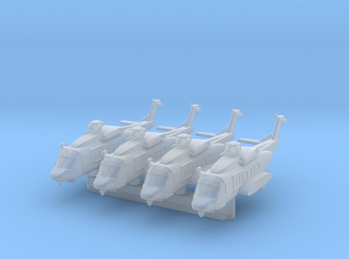 H-92 x4 (FUD) 3d printed