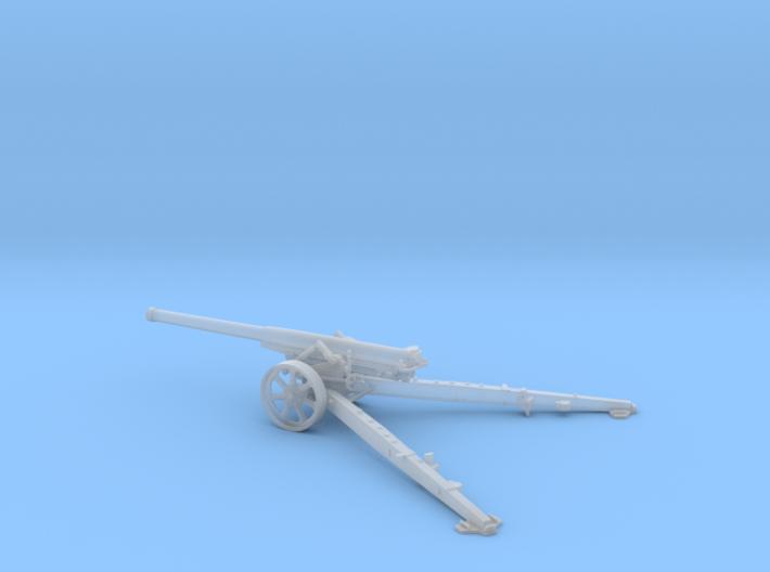 1/87 IJA Type 89 15cm cannon 3d printed