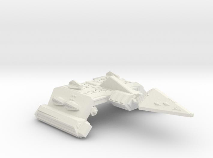 3125 Scale Neo-Tholian Battleship (NBB) SRZ 3d printed