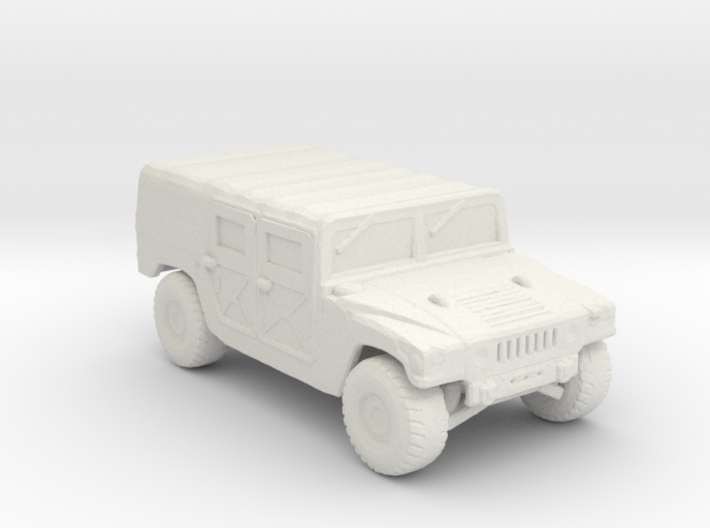 M998a1 Troop-Cargo 160 scale 3d printed