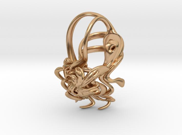 SOMAEXTATIC SMALL RING v1 3d printed