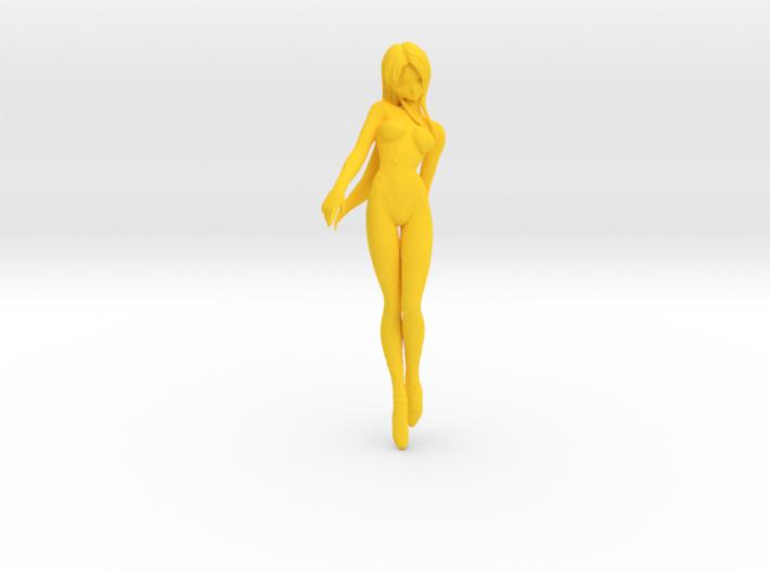 1/12 Macross 2 Ishtar 3d printed