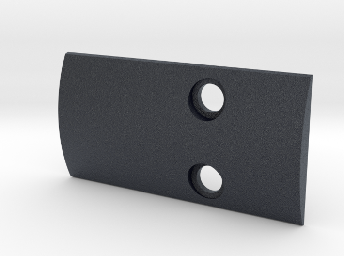 SIG P320 RX Slide Plate - The Void 3d printed