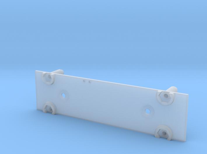 ELECTRONICS_KATO_SD38-2_BASE_MOTOR_MOUNT 3d printed