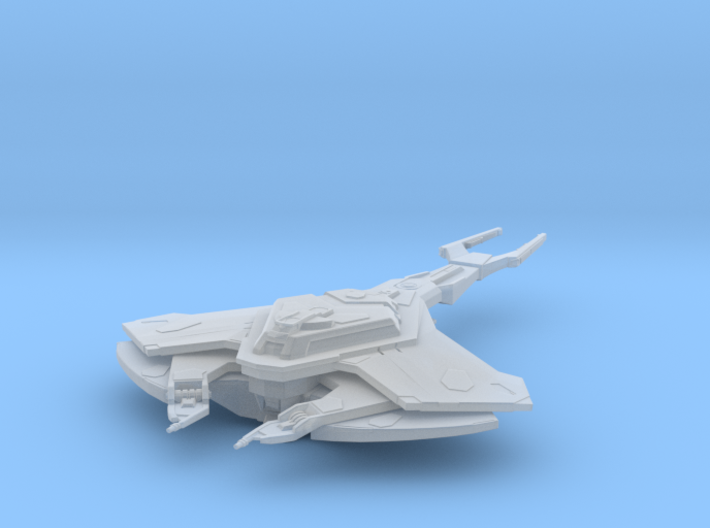 Cardassian Science Dreadnought 3d printed