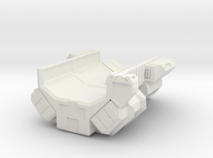 Leekor Repair Corvette 3d printed