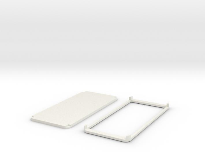 PAPERPROTO-Galaxy S8 3d printed